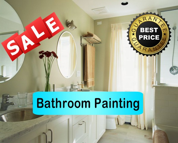 Bathroom Painting Services